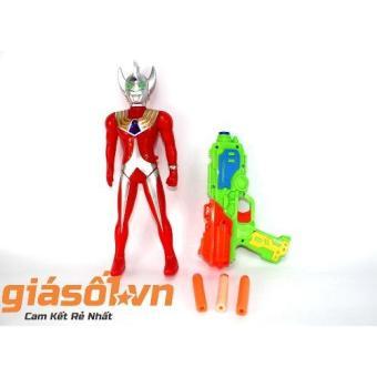 Bộ siêu nhân Gao đỏ 01 - Giá Số 1