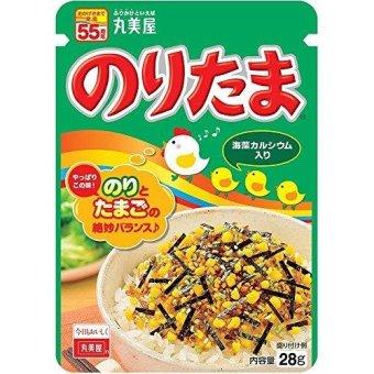 Gia vị rắc cơm trứng chiên thập cẩm MARUMIRA 28g