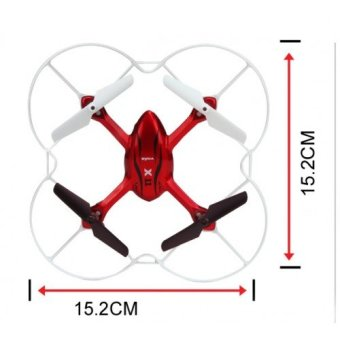 Máy bay điều khiển từ xa SYMA X11 (Đỏ)