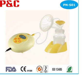 Máy hút sữa điện đơn cao cấp Pcare sản xuất theo tiêu chuẩn Châu Ẩu