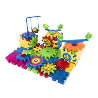 Bộ đồ chơi lắp ghép sáng tạo 3D (Funny Bricks) cho bé yêu