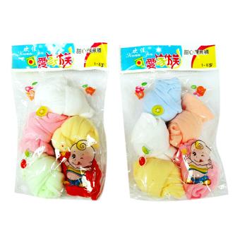 Bộ 10 đôi tất giấy mịn cho bé (3 tháng- 24 tháng) - Phú Đạt