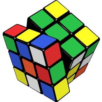 Trò chơi thông minh xếp hình Rubik 3x3x3