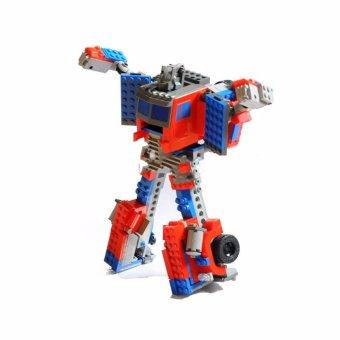 Đồ chơi xếp hình Lego Xe Biến hình Robot XH07