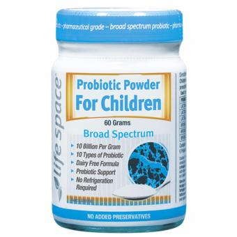 Men vi sinh cho bé Life Space Probiotic Power For Baby 60g Wowmart VN