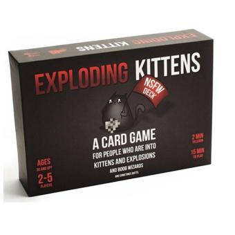 Đồ chơi Boardgame Exploding Kittens - Mèo Nổ