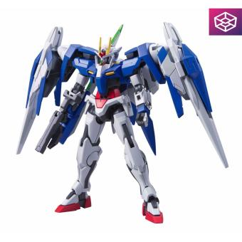 Mô hình lắp ráp Bandai High Grade Gundam 00 Raiser + GN Sword III