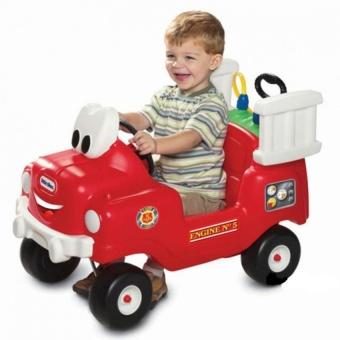 Xe chòi chân cứu hoả LittleTikes LT-616129