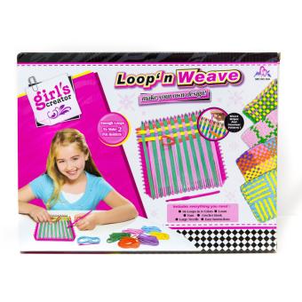 Bộ đồ chơi sáng tạo phụ kiện thời trang Paktattoys HSP83383