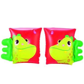 Phao tay Bestway hình con cá kích thước 23 x 15 cm dùng cho bé từ 3 đến 6 tuổi