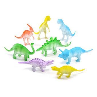 CÔNG VIÊN KỈ JURA - Bộ sưu tập khủng long phát sáng cho các bé