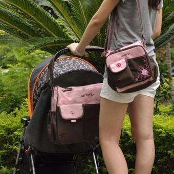 Túi đựng đồ cho bé (HỒNG) (ORIGINAL)
