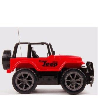 Xe Jeep địa hình mô hình điều khiển từ xa