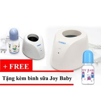 Máy hâm nóng , ủ sữa + Tặng bình sữa cho bé yêu
