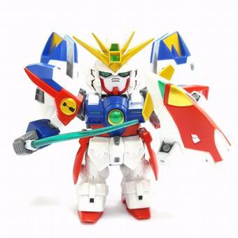 Bộ lắp ráp SDGO Gundam Wing Gundam Zero (SD Gundam) - Bandai 052658