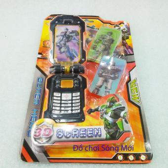 Đồ chơi Điện thoại siêu nhân 9920