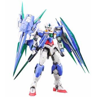 Mô Hình Lắp Ráp Daban Master Grade Gundam 00 QAN[T] + Pack Full Saber