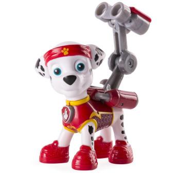 Chó đeo khăn Paw Patrol Hero Pup Toy Marshall 03