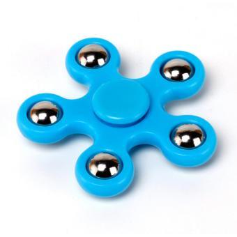 Đồ Chơi Giúp trẻ thông minh và Xả Stress Fidget Spinner loại 5 cánh