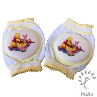 Bộ 2 miếng lót đầu gối hoặc khuỷu tay cho bé tập Bò đi