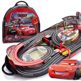 Mô hình trường đua siêu tốc Track Racing Box