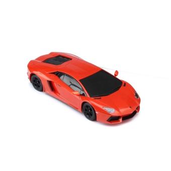 Xe ô tô điều khiển từ xa kiểu dáng siêu xe (Đỏ)