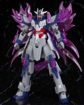 Mô Hình Lắp Ráp Bandai High Grade Build Fighters Denial Gundam
