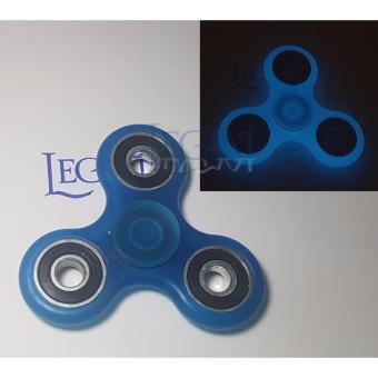 Con Xoay Tròn Hand Fidget Spinner 3 cánh DẠ QUANG 60-120 giây Legaxi HSI2
