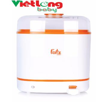 Máy tiệt trùng bình sữa tiên tiến bằng hơi nước Fatzbaby FB4010AC (Cam)