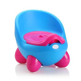 Bô vệ sinh Color Egg cho bé BH112 (Xanh dương)