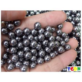 Gói 500 hạt đạn đồ chơi tiêu chuẩn cho các loại ná và Pocket Shot(Bạc)