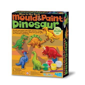 Đồ trang trí khuôn hình khủng long+ Tặng vòng tay sillicon cho trẻ em