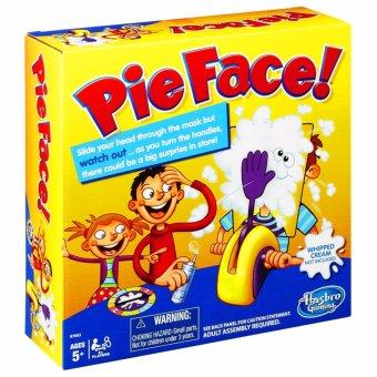 Trò chơi Pie face game