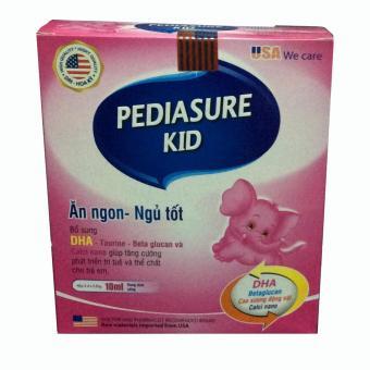 Pediasure Kid Ăn Ngon- Ngủ Tốt hộp 20 ống x 10ml