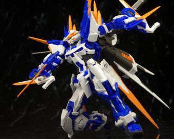 Mô Hình Lắp Ráp BANDAI Master Grade Astray Blue Frame D