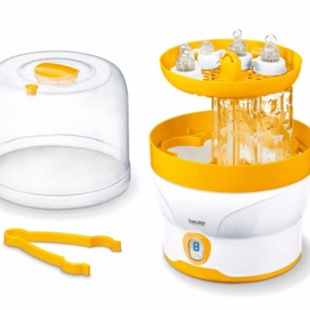 Máy tiệt trùng bình sữa Beurer BY76 (Trắng)