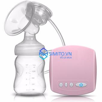 Máy hút sữa điện đơn SIMI Miss Baby (Hồng)