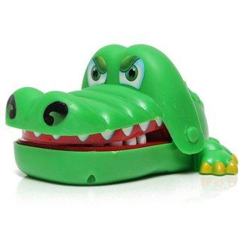 Đồ chơi cá sấu cắn tay loại lớn