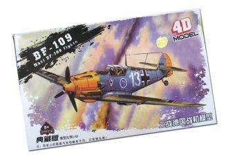 Máy bay mô hình lắp ráp 1/48 BF 109 (02)