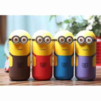 Hộp bút Minion thời trang - tặng bút chì màu