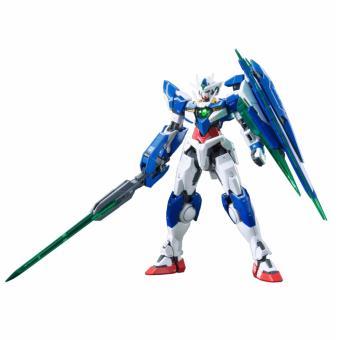 Mô Hình Lắp Ráp BANDAI Real Grade Gundam 00 Qan[T]
