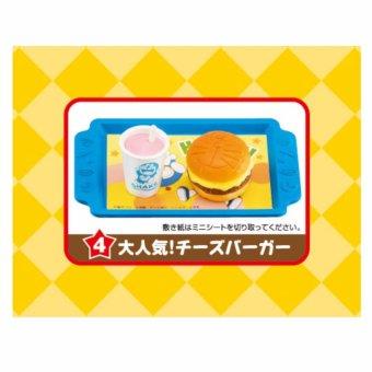 Doraemon Hamburger Shop mẫu số 4