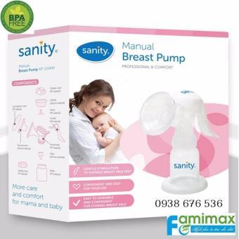 Máy hút sữa bằng điện Sanity Single