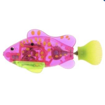 Cá Robot Chạy Pin Robotic Fish Độc Đáo Q25