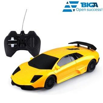 Siêu Xe Thể Thao F1 Điều Khiển Từ Xa Dream Toy - FX01 (Vàng/Cam)