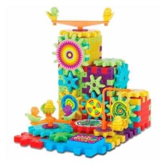 Bộ đồ chơi lắp ghép bánh răng Funny Bricks