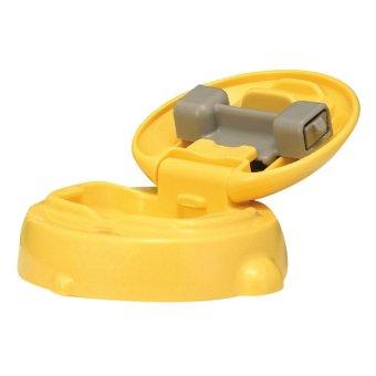 Nắp bình chấm bi bước 4 Combi 110783 (Vàng)