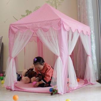 Lều màn công chúa và hoàng tử cao cấp cho bé yêu