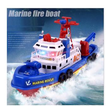 Tàu thủy dã chiến (Fireboat) chạy bằng pin dưới nước dành cho bé yêu