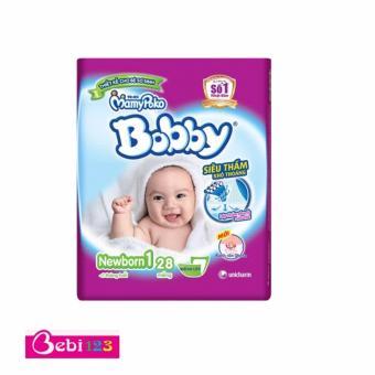 Tã Dán Sơ Sinh Bobby Newborn1-28